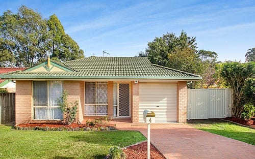 4 Hillcrest Road, Quakers Hill NSW 2763
