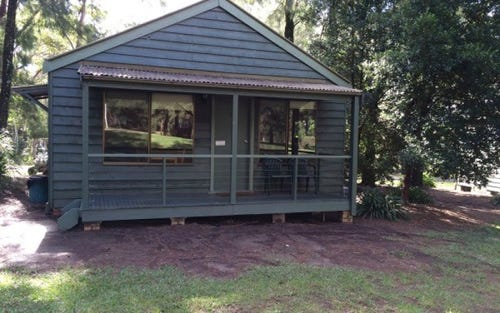 Cabin 4/390 Mount Scanzi Road, Kangaroo Valley NSW 2577
