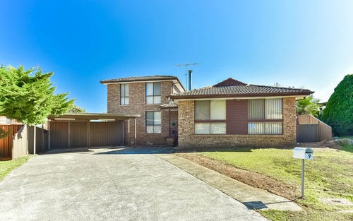 9 Lane Place, Minto NSW 2566