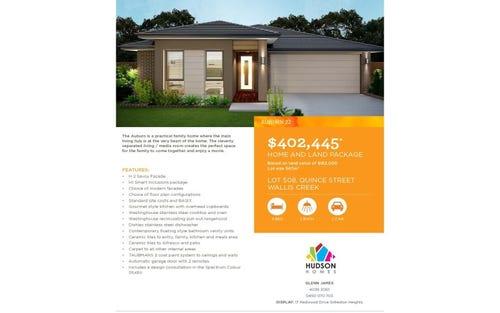Lot 508, Quince Street, Gillieston Heights NSW 2321