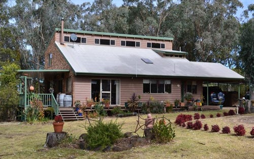 1010 Old Bundarra Road, Woodstock NSW 2360