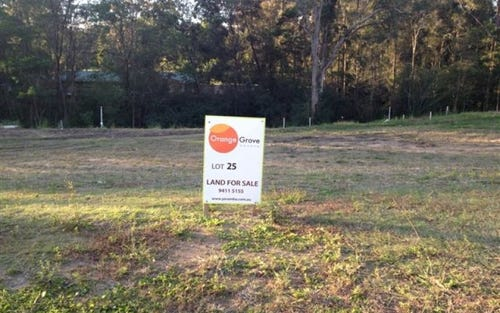 Lot 25 Brushbox Road, Cooranbong NSW 2265