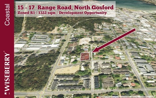 15 - 17 Range Road, North Gosford NSW 2250