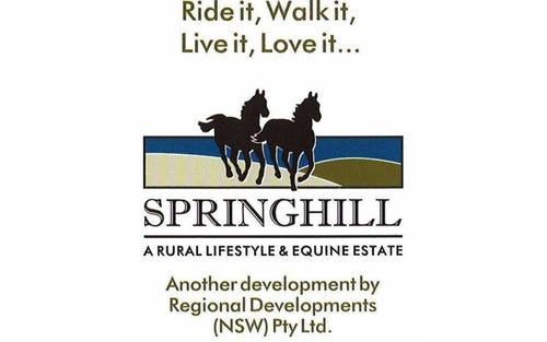 Lot 3 Springhill Estate, Nundle Road, Tamworth NSW 2340