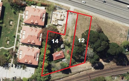 12 & 14 Great Western Highway, Leura NSW 2780