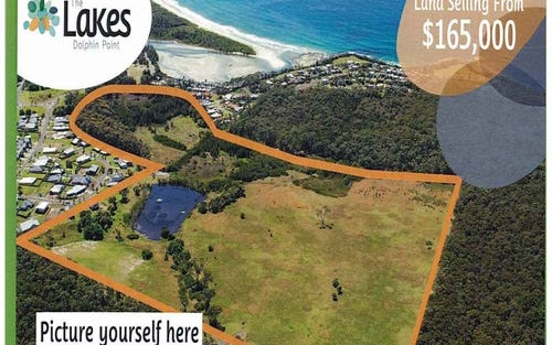 Lots 101-111 Wuru Drive, Dolphin Point NSW 2539