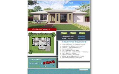 Lot 132 Lavender Cl, Gillieston Heights NSW 2321