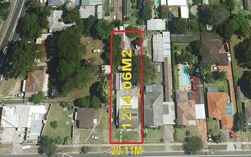 50 Haig Avenue, Georges Hall NSW 2198