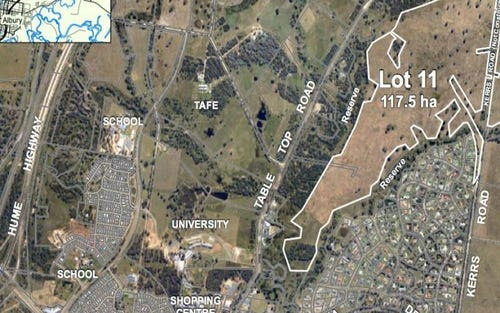 Lot 11, Kerr Road, Thurgoona NSW 2640