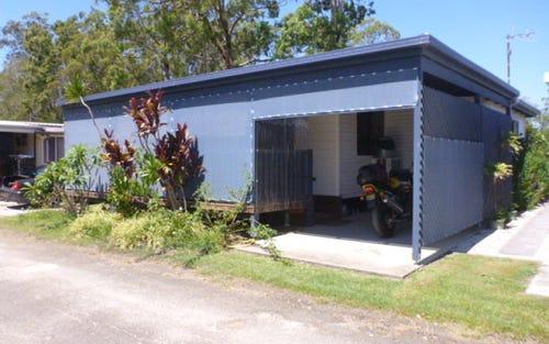 Site 70 Bimbimbi riverside caravan park, Woombah NSW 2469
