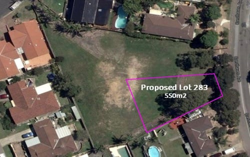 Lot 283, 34 Sirius Avenue, Bateau Bay NSW 2261