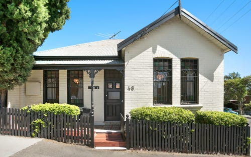 48 Waterloo St, Rozelle NSW 2039