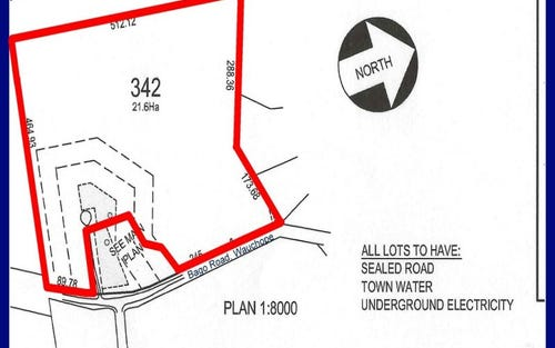 Lot 342 Bago Road, Wauchope NSW 2446