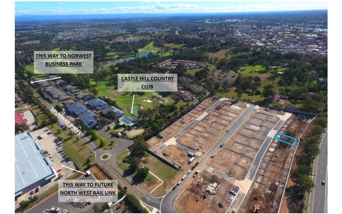 LOT 12, 47-55 Windsor Road, Baulkham Hills NSW 2153