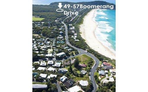 49-57 Boomerang Dr, Boomerang Beach NSW 2428