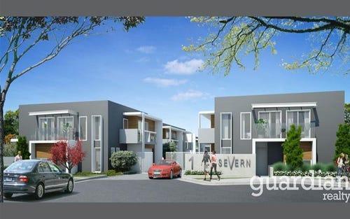 1 Arnold Avenue, Kellyville NSW 2155