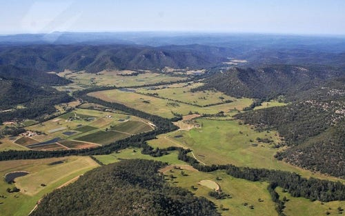 Adams Peak Road, Broke NSW 2330