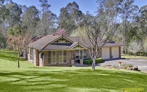 824B East Kurrajong Road, East Kurrajong NSW 2758