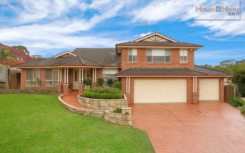 15 Carnival Way, Beaumont Hills NSW 2155