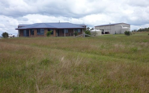 1054 SCRUB ROAD, Bryans Gap NSW 2372