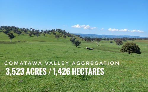 COMATAWA VALLEY AGGREGATION - Comatawa Road, Tarcutta NSW 2652