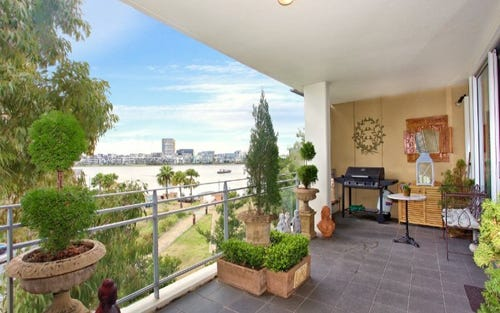 Address by request from Agent, Wentworth Point NSW 2127