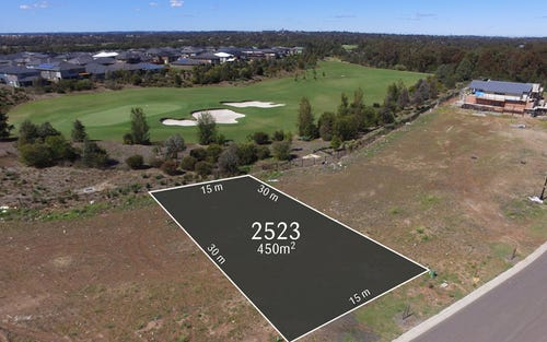 LOT 2523 Salvador Circuit, Colebee NSW 2761