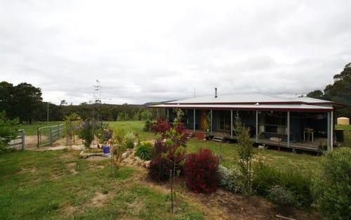 Lot 125 Cawthorne Lane, Majors Creek NSW 2622