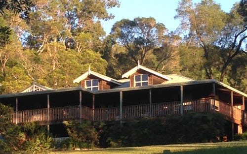 Lot 12 Barrington Retreat Chichester Dam Road, Dungog NSW 2420