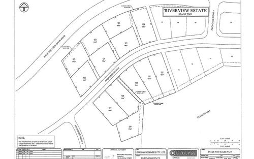 Lot 124 Riverview Stage 2, Abercrombie NSW 2795