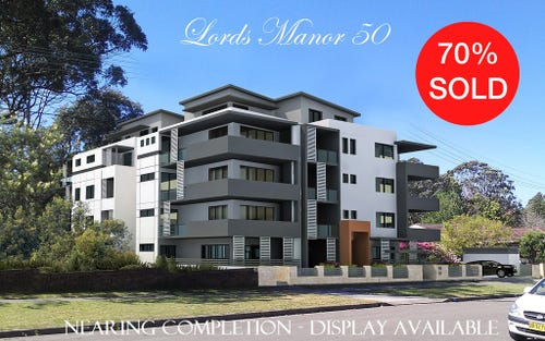 48-50 Lords Avenue, Asquith NSW 2077