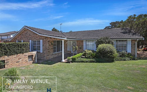 39 Imlay Avenue, Carlingford NSW