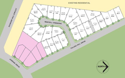 Lot 2015, Talana Hill Drive, Edmondson Park NSW 2174