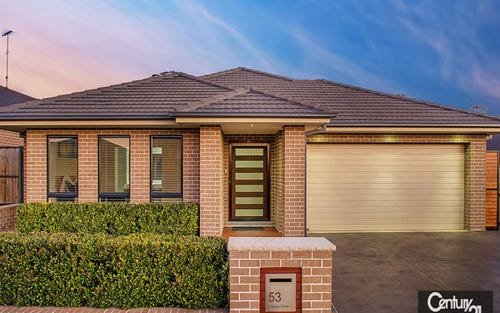 53 Vanilla Drive, The Ponds NSW 2769