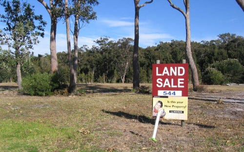 Lot 544, Sinclair Avenue, Tea Gardens NSW 2324