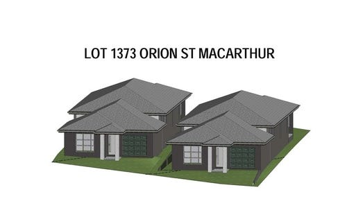 Lot 1373 Orion Street, Campbelltown NSW 2560
