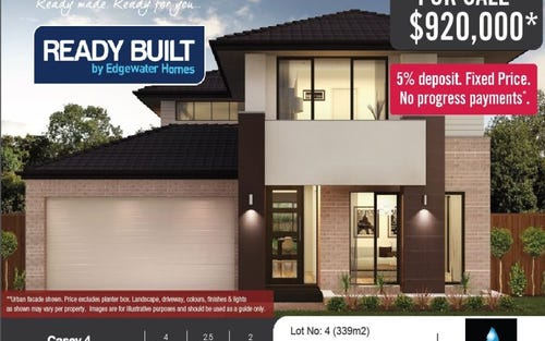 Lot No.: 4 Proposed Rd, Rouse Hill NSW 2155