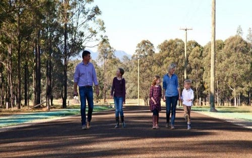 Lot 115 Hunter Higlands Estate, Singleton NSW 2330