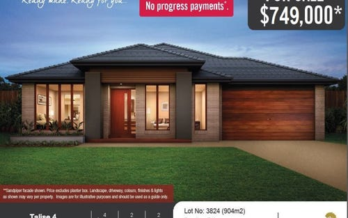 Lot No.: 3824 Bradley Drive, Harrington Park NSW 2567