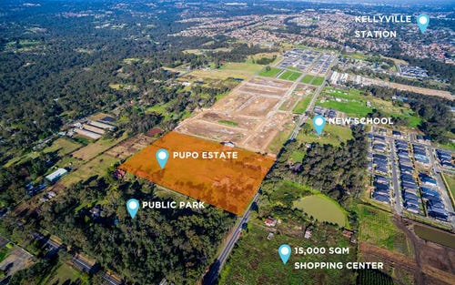 Lot 32, 227 Hezlett Road, Kellyville NSW 2155