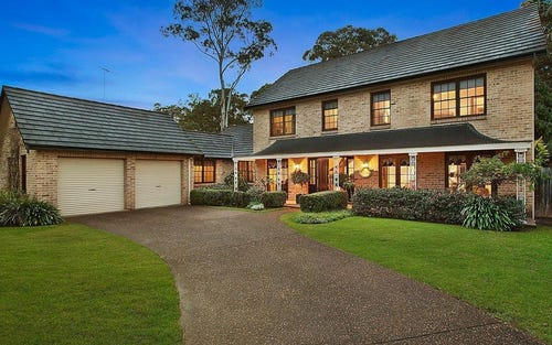 46 Castlewood Drive, Castle Hill NSW 2154