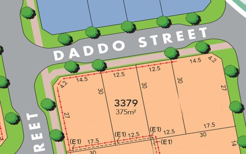 Lot 3379 Daddo Street, Oran Park NSW 2570