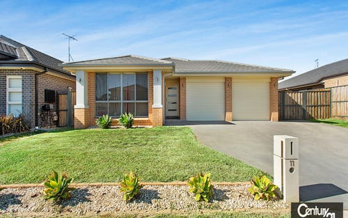 11 Vanilla Drive, The Ponds NSW 2769