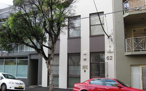 62 Buckingham Street, Surry Hills NSW 2010