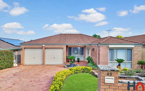 45 Esk Av, Green Valley NSW 2168
