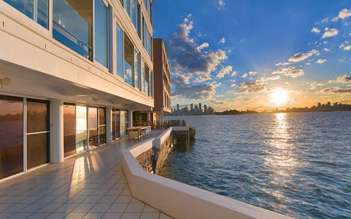 126 & 2/128 Wolseley Road, Point Piper NSW 2027