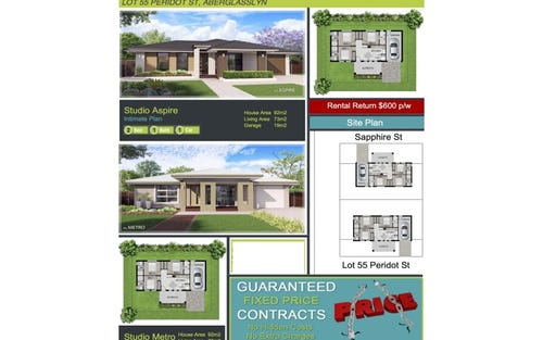 Lot 55 Peridot Street, Aberglasslyn NSW 2320