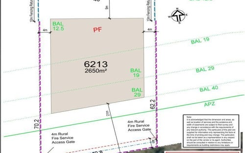 Lot 6213 Ninth Avenue, Jordan Springs NSW 2747