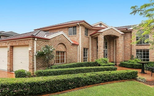2 Brampton Drive, Beaumont Hills NSW
