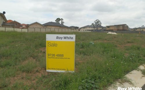 Lot 211 San Cristobal Drive, Green Valley NSW 2168